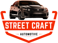Street Craft  Retina Logo